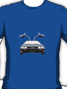 Back To The Future 'Roads'  T-Shirt