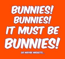 It must be bunnies Kids Clothes