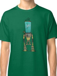 Monkey  Robot Experiment Classic T-Shirt