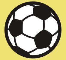 Soccer Ball Google Hangouts / Android Emoji Kids Clothes