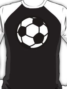 Soccer Ball Google Hangouts / Android Emoji T-Shirt