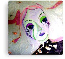"WIFE- TRILOGY ""WOMEN"" Canvas Print"