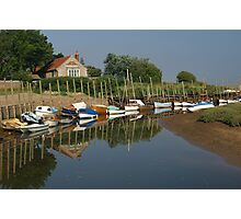 Blakeney in Norfolk Photographic Print