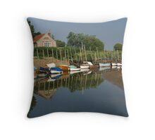Blakeney in Norfolk Throw Pillow