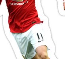 ADNAN JANUZAJ #11 Sticker