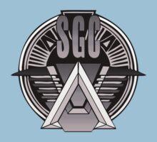 Stargate Command Kids Clothes