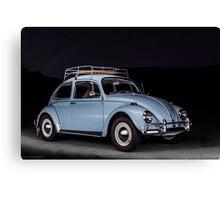 CarAndPhoto - Volkswagen Bug Canvas Print