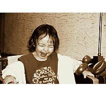 Excitement Photographic Print
