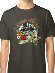 Satansbrand Tattoo Cliche Logo Classic T-Shirt