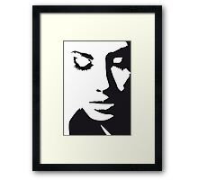 passion 4 Framed Print