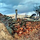 Settlers Wall by anthonymc