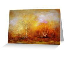 Russet Lane'... Greeting Card