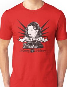 Miss Kitty Kustom T-Shirt T-Shirt