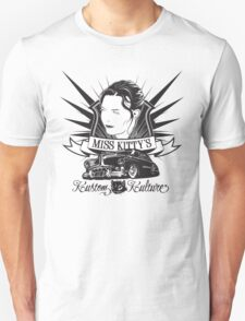 Miss Kitty Kustom T-Shirt T-Shirt