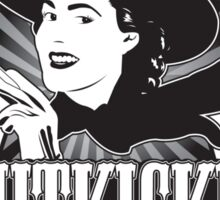 Shitkicker Tobacco Co. Sticker