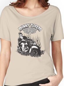 Johnny Tuxedo Women's Relaxed Fit T-Shirt