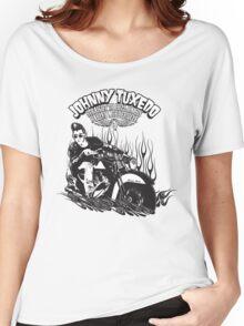Johnny Tuxedo Women's Relaxed Fit T-Shirt