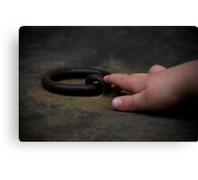 Lord of the Ring Canvas Print