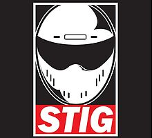 The Stig by Surpryse