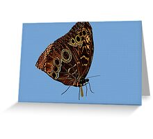 Erfly..working 9-5 Greeting Card