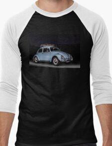 CarAndPhoto - Volkswagen Bug Men's Baseball ¾ T-Shirt