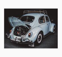 CarAndPhoto - Volkswagen Bug - Engine  Baby Tee