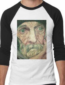 Old Man Bob. Men's Baseball ¾ T-Shirt