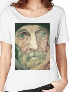 Old Man Bob. Women's Relaxed Fit T-Shirt