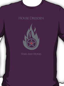 House Dresden - Stars and Stones T-Shirt