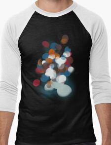 Bokeh Men's Baseball ¾ T-Shirt