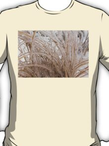 Icy Grass Sculptures T-Shirt