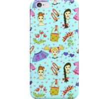 Cute girls iPhone Case/Skin