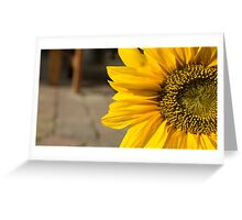 Welcome to the Sunflower Greeting Card