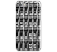 Window Lines iPhone Case/Skin