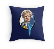 Sixth Lord of Time Throw Pillow