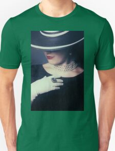 mysterious lady T-Shirt
