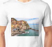 Cinque Terre Unisex T-Shirt