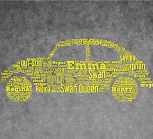 Emma Typography by QueerMerch