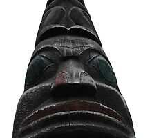 Totem Pole by Brendan Schoon
