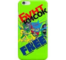 FREE PUSSY RIOT RUSSIAN iPhone Case/Skin