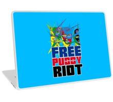 FREE PUSSY RIOT Laptop Skin