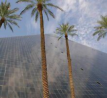Las Vegas, Luxor Pyramid by Brendan Schoon