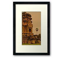 Ankor Wat Cambodia Framed Print