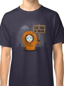 The End Is Near Classic T-Shirt