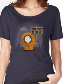 The End Is Near Women's Relaxed Fit T-Shirt