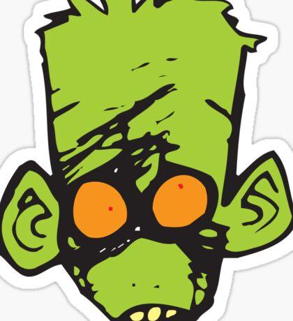 Jan Ward Sticker