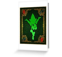 A Tale of Tingle Greeting Card