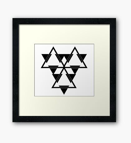 Battlestar Framed Print