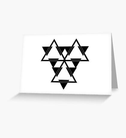 Battlestar Greeting Card