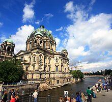 Berlin - Berliner Dom  by mmarco1954
